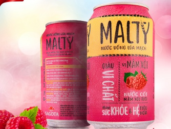 New product of SABIBECO GROUP - MALTY Beverage